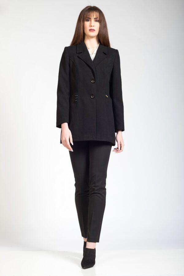 Γυναικεία παλτοζακέτα βελούρ