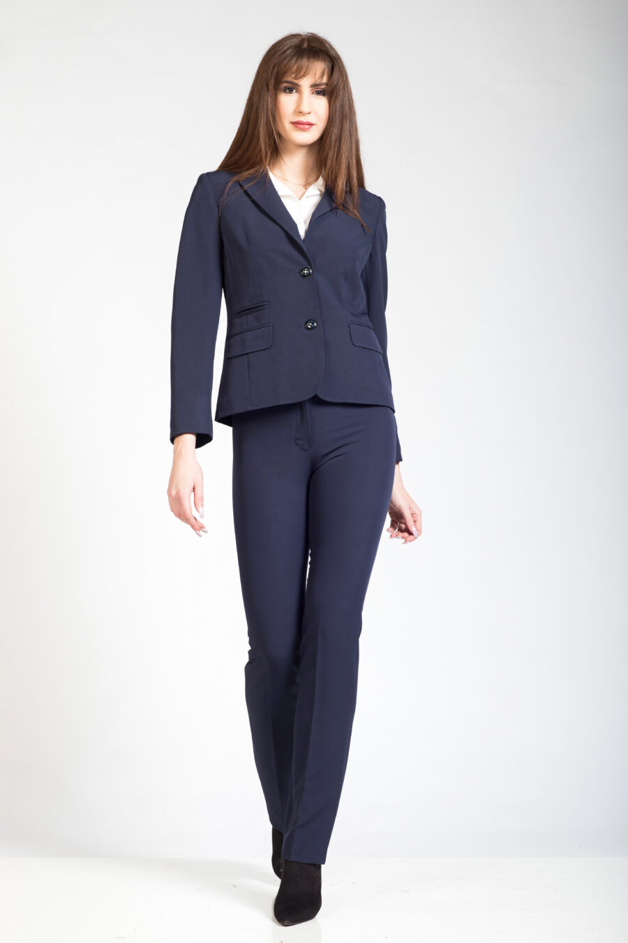 κουστούμι γυναικείο μπλε
