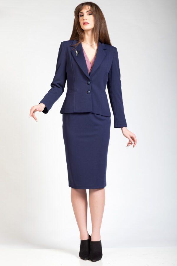 Γυναικείο ταγιέρ - μπλε