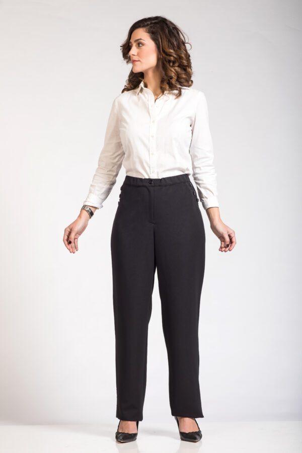 Γυναικείο παντελόνι με λάστιχο